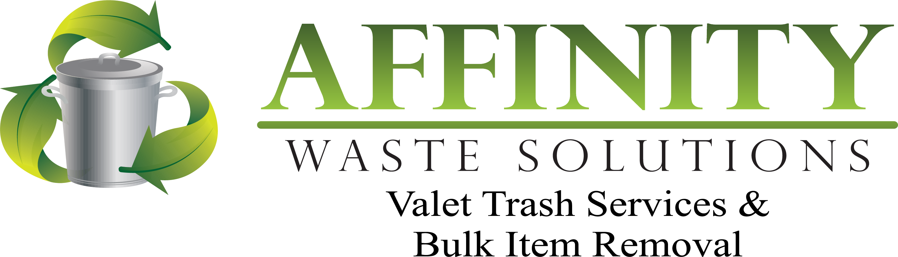 full color Affinity logo with tag